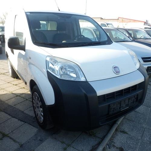Fiat Fiorino Erdgas